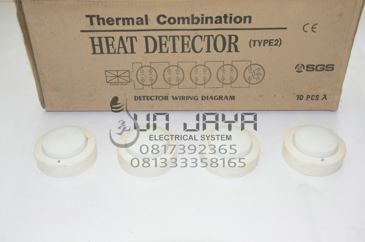 Heat Detector cover image